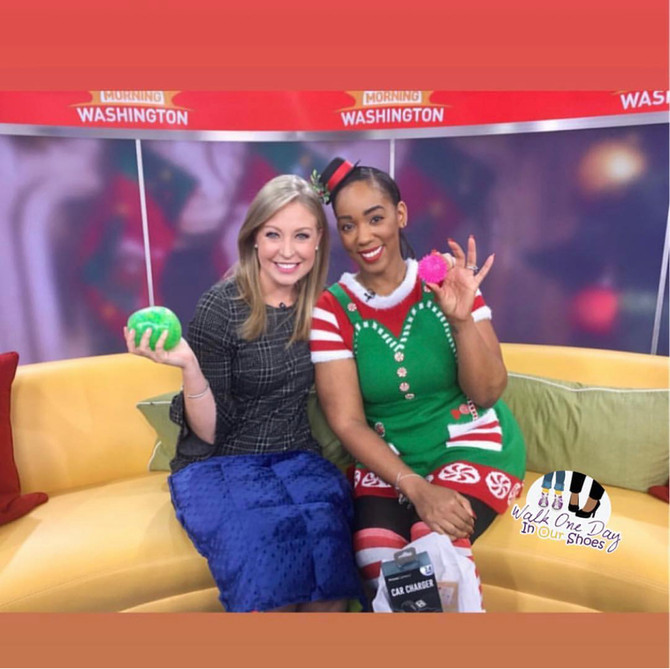 Good Morning Washington:  Holiday Tips & Gift Guide for People With Special Needs