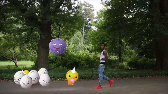 [WATCH] Desiigner takes on Pokémon Go