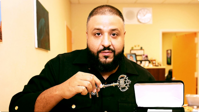 DJ Khaled's Guide to the Keys to Success