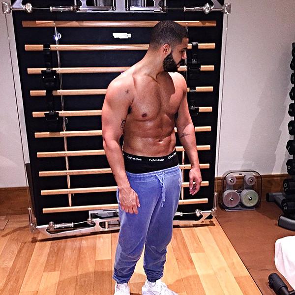 Damn, Drake!
