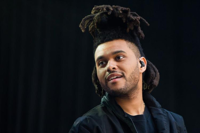 "The Weeknd's New Do; ""You wanna be high for this!"""