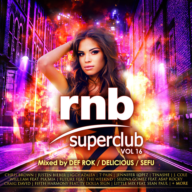 RNB Superclub Vol 16 is coming and we're excited AF