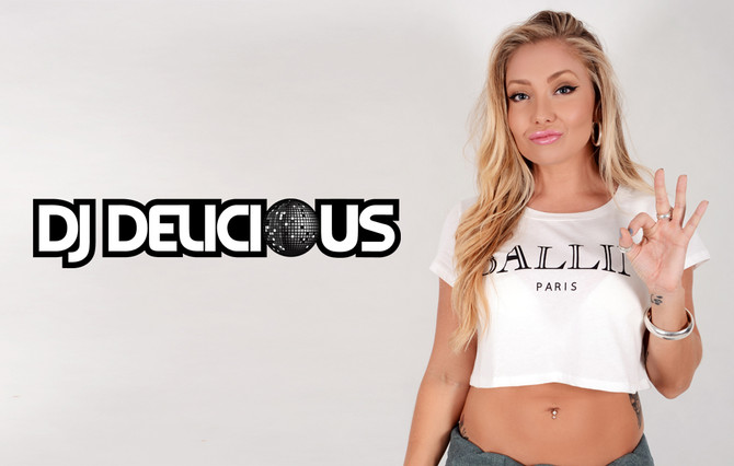 Four-Five Seconds with DJ DELICIOUS