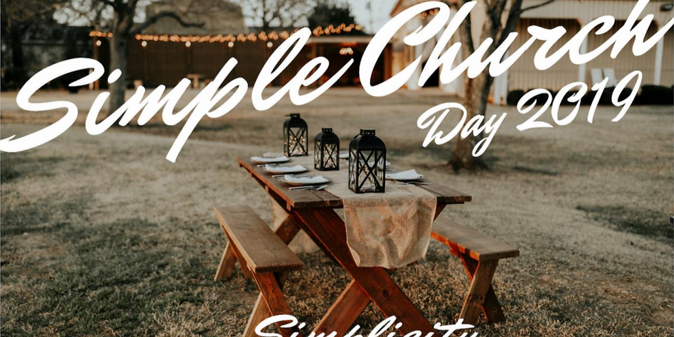 Simple Church Network Day
