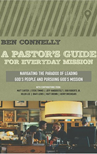 A Pastor's Guide for Everyday Mission