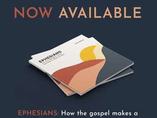 [Saturate] How Ephesians Informs our Discipleship