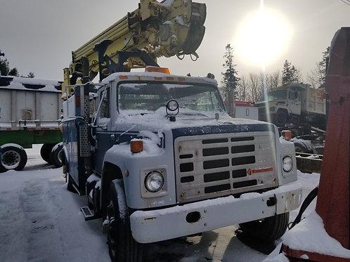 International Digger Truck