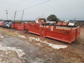 Granat Construction Truck
