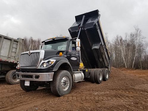 2011 International Dump Truck