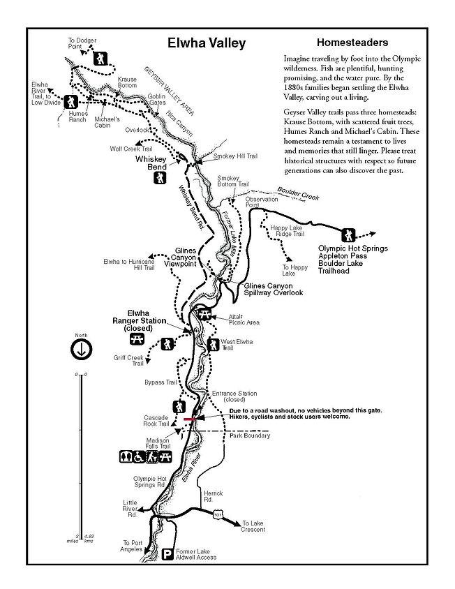 Elwha map