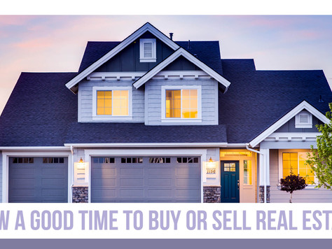 Is now the time to buy or sell?