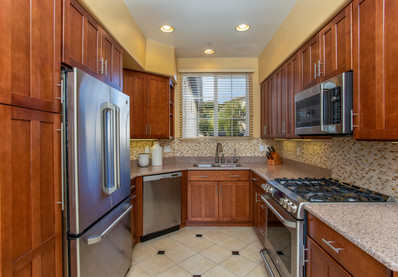 kitchen - goleta homes for sale - 558 Poppyfield Pl - Goleta Real estate, storke ranch home for sale, co-listing by Spann & Associates Santa Barbara Real Estate Agents - kitchen