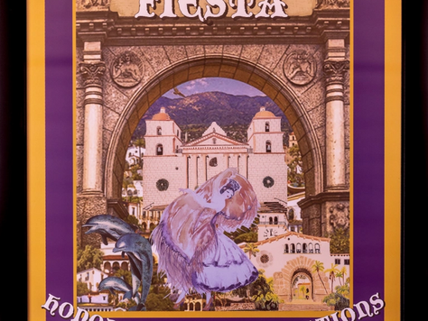 Santa Barbara Fiesta is still on - Here are the 5 things we love about SB Fiesta!💃