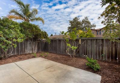 Rear patio - goleta homes for sale - 558 Poppyfield Pl - Goleta Real estate, storke ranch home for sale, co-listing by Spann & Associates Santa Barbara Real Estate Agents - rear patio facing north
