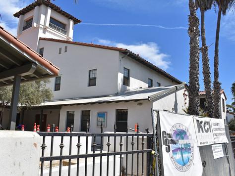 Major Renovation Underway for Santa Barbara Rescue Mission