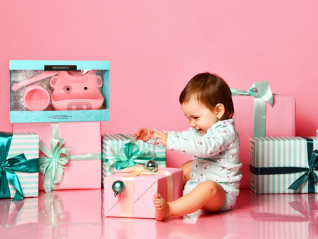 Das perfekte Geschenk für frischgebackene Eltern