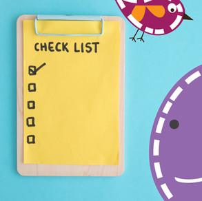 Vorbereitung ist das A und O - eine Checkliste für werdende Eltern