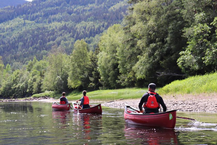 Trenger man kurs for og padle kano?