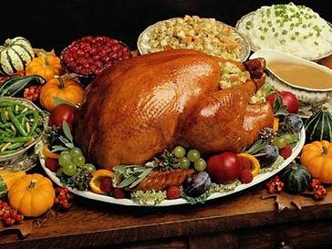 Turkey Dinner Package