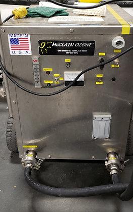 McClain ozone generator