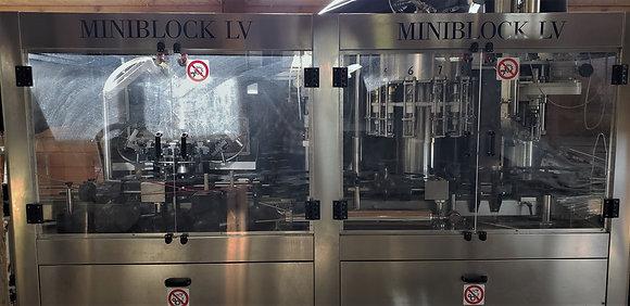 Complete MBF + PackLab Bottling Line