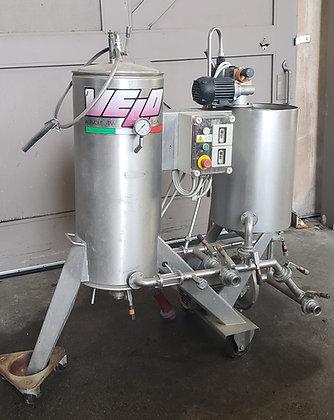 Velo 3 sq.mt. Pressure Leaf DE Filter