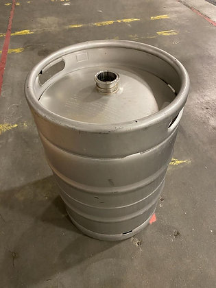 Kegs:  15g and 5g