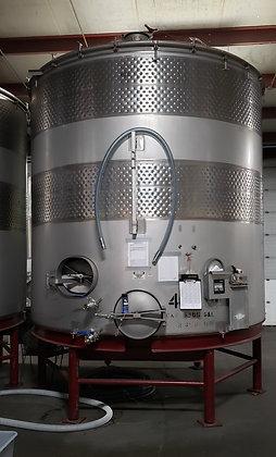 (2) 6205g Removable Lid Fermenters