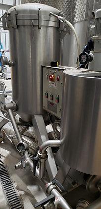 Velo 10 sq. mt. Pressure Leaf DE Filter