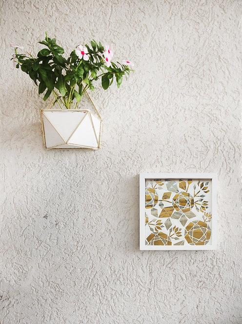Gulaab Guldasta Mini Wall Accent