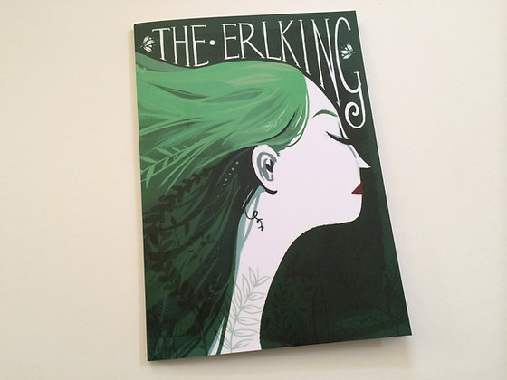 The Erlking Graphic Novel