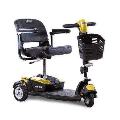 Pride Mobility Go-Go LX w/ CTS Suspension 3-Wheel FDA Class II Medical Device*