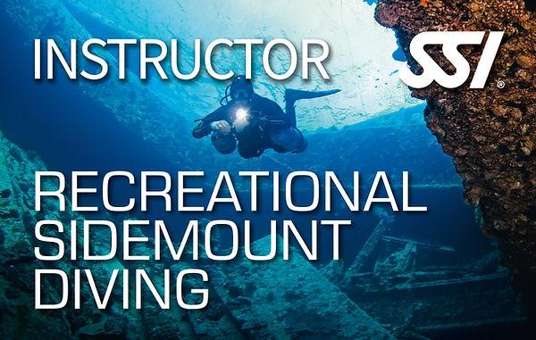 SSI Sidemount Instructor