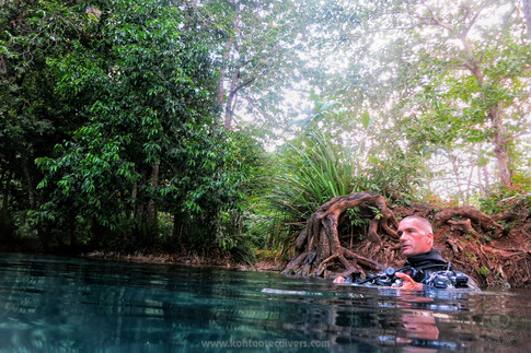 Cave Diving Course