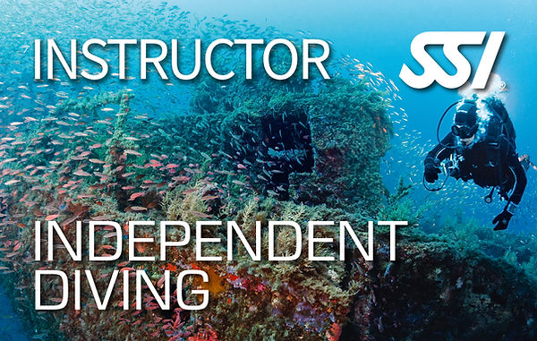 Independet Diving Instructor