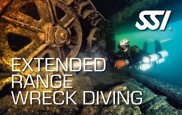 Extended Range Wreck Diving