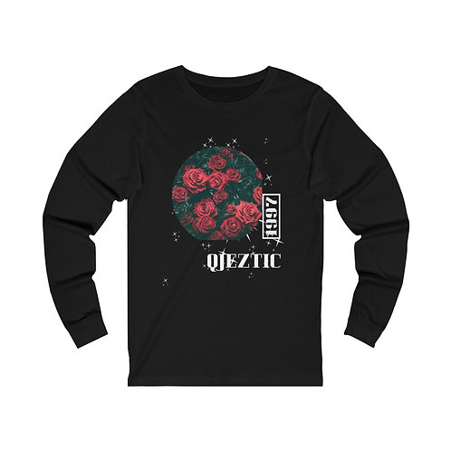 Qjeztic '97 (Rose)  Long Sleeve Tee