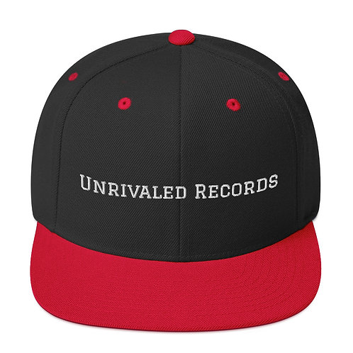 Unrivaled Records Snapback
