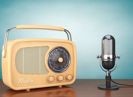 """Cleaning with Meaning"" – On the radio"