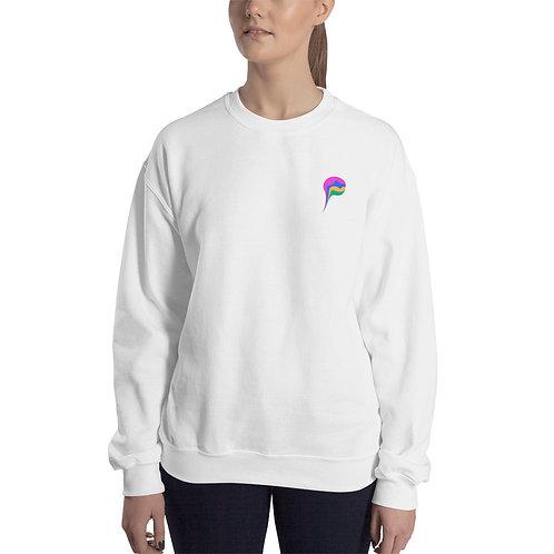 Classic How Mental Logo Sweatshirt