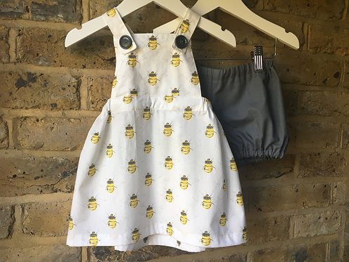 Pinny and Bloomer set