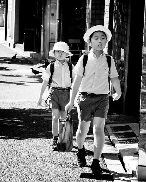 School Day in Tokyo