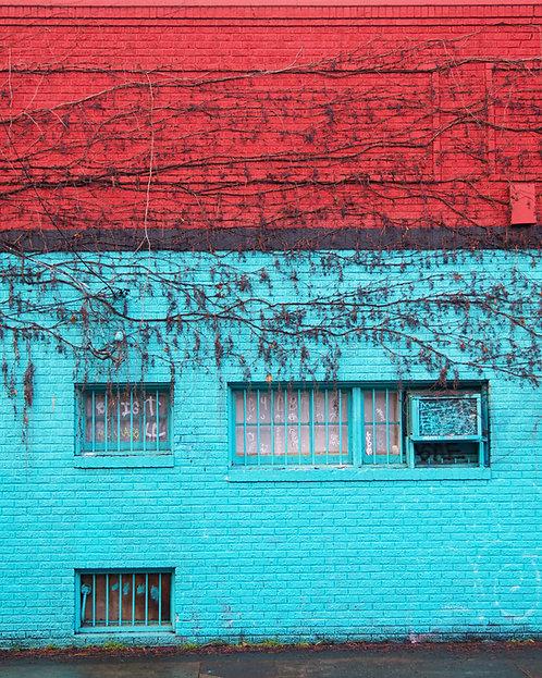 Hawthorne Wall
