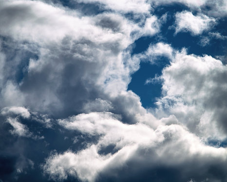 Cloudscape No. 2