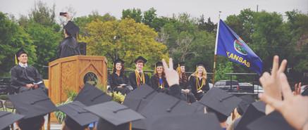Graduation Kansas
