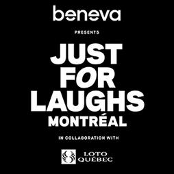 THE WORLD'S MOST PRESTIGIOUS COMEDY FESTIVAL, JUST FOR LAUGHS MONTRÉAL REVEALS PLANS