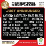 Just For Laughs Adds More Star Power To This Year's Lineup
