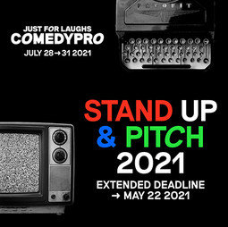 SUBMISSIONS ARE STILL OPEN FOR ONE OF COMEDY'S MOST PRESTIGIOUS PITCH PROGRAMS