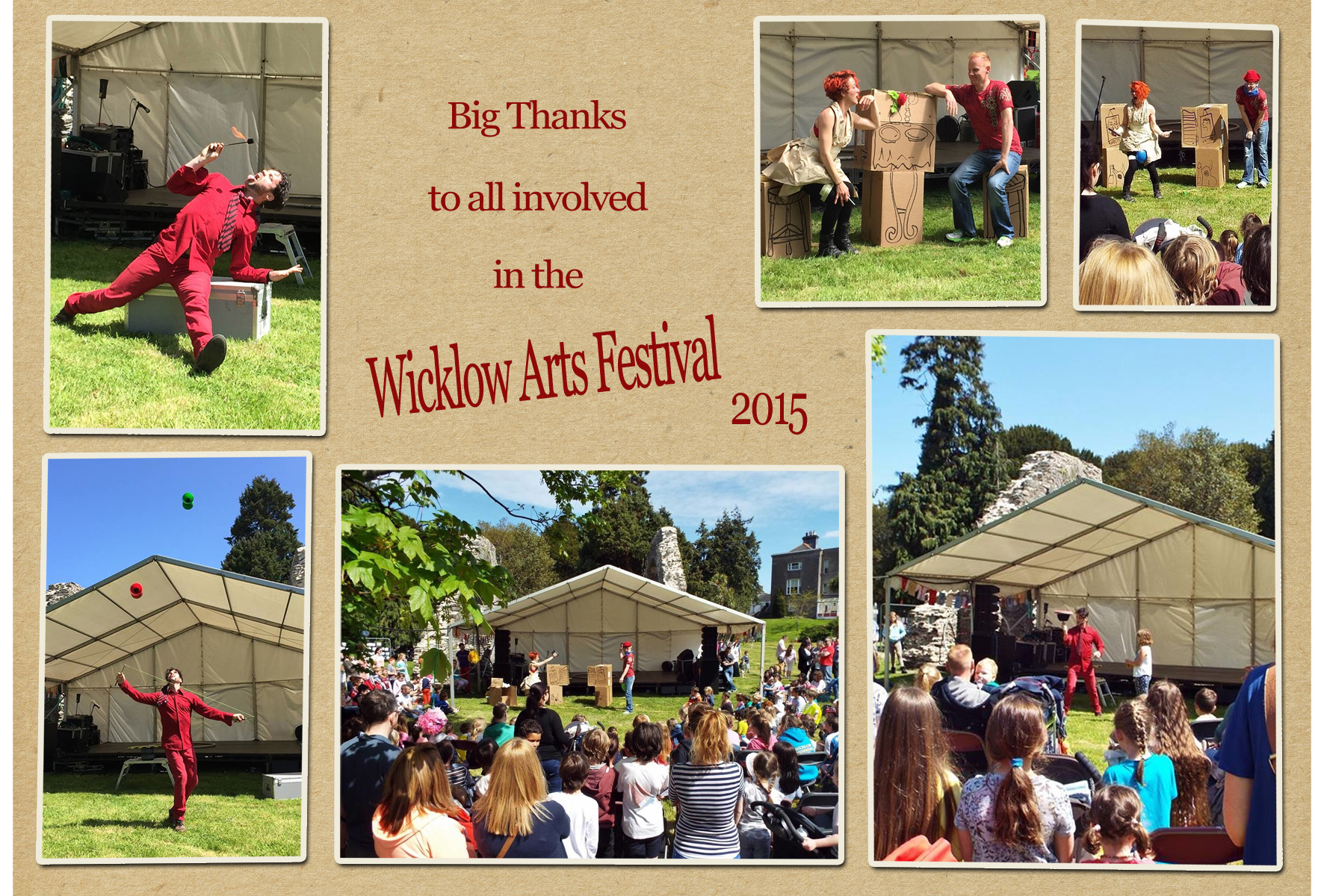 Wicklow Arts Festival