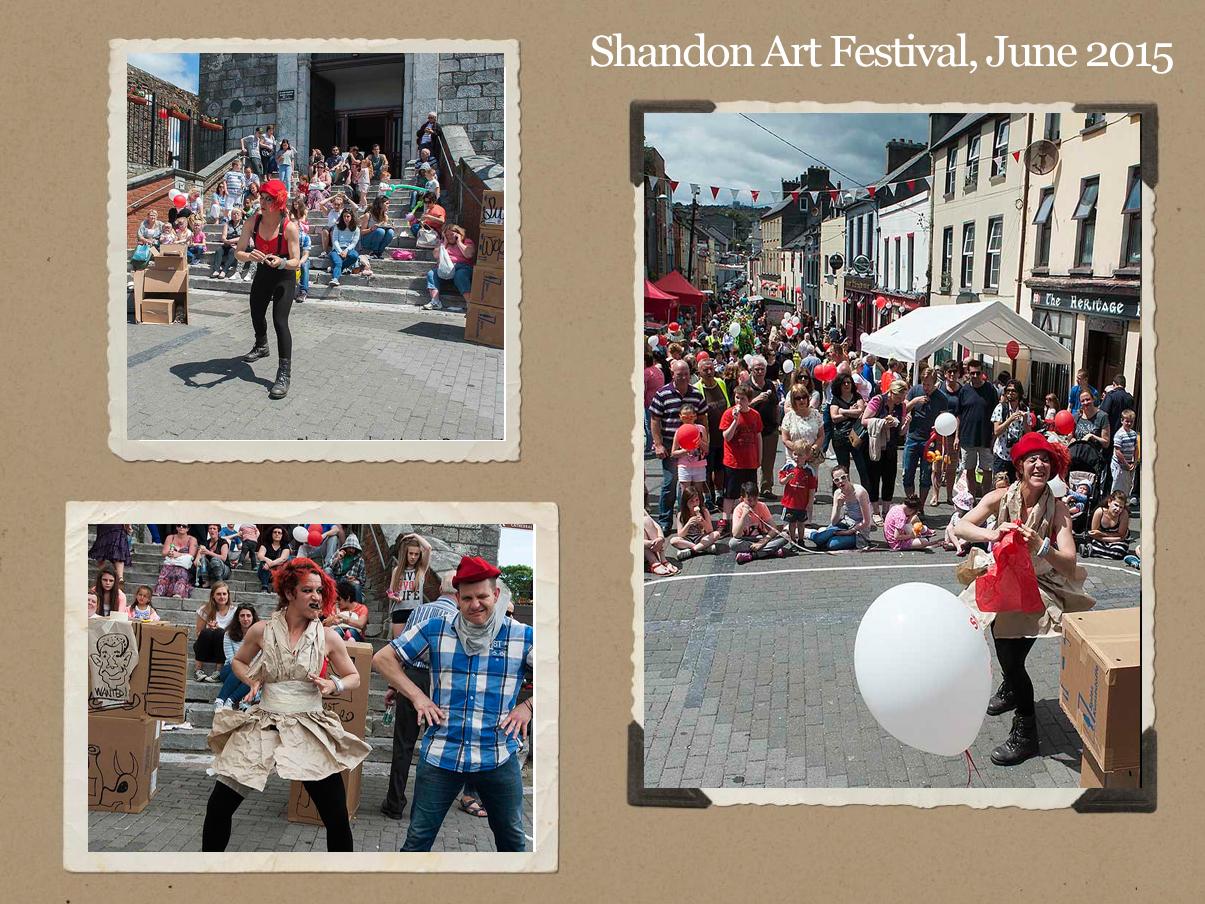 Shandon 15
